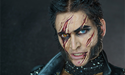 How costume contact lenses can transform your Halloween costume