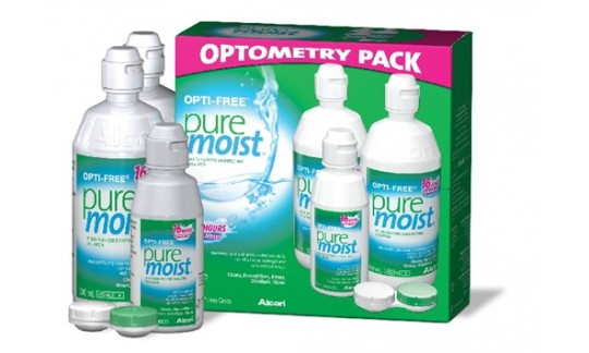 Alcon OPTI-FREE PureMoist (EverMoist) Solution - Value Pack