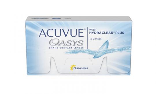 Acuvue Oasys (6 Pack)