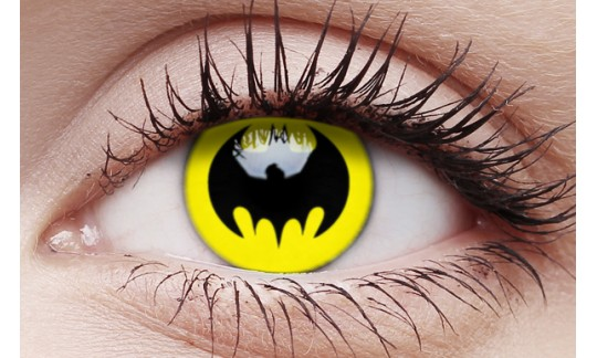 Bat Crusader - Crazy Lens non-prescription (2 pack)