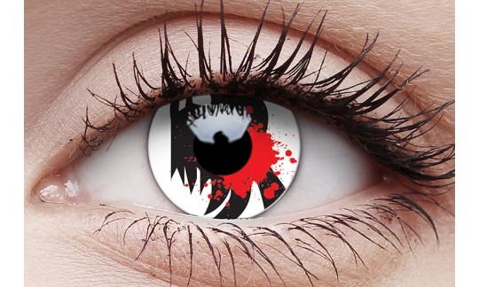 Blood Scream - Crazy Lens non-prescription (2 pack)