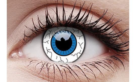 Comic Eye - Crazy Lens non-prescription (2 pack)