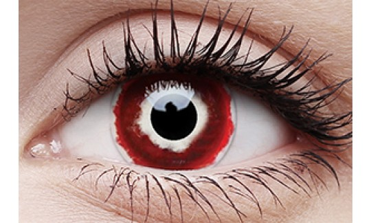 Hellblazer - Crazy Lens non-prescription (2 pack)
