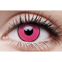 Hot Pink - Crazy Lens non-prescription (2 pack)