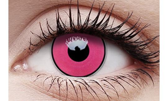 Hot Pink - Crazy Lens non-prescription (2 pack)