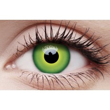Hulk Green - Crazy Lens non-prescription (2 pack)
