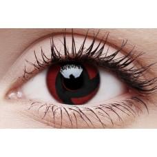 Mangekyu - Crazy Lens non-prescription (2 pack)