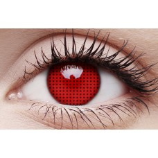 Red Screen - Crazy Lens non-prescription (2 pack)