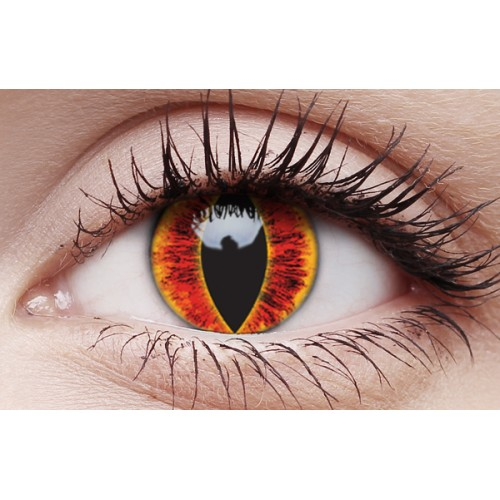 Image of Sauron Eye - Crazy Lens non-prescription (2 pack)