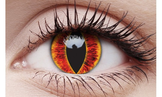 Sauron Eye - Crazy Lens non-prescription (2 pack)
