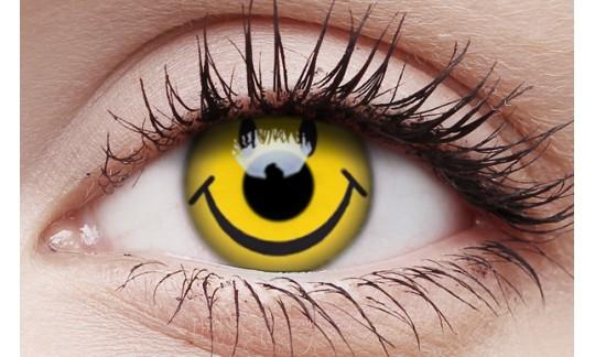 Smiley - Crazy Lens non-prescription (2 pack)