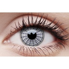 Spider - Crazy Lens non-prescription (2 pack)