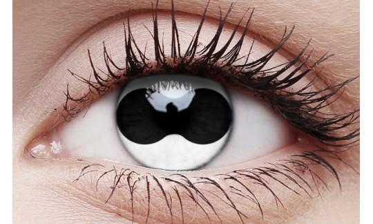 Split Eye - Crazy Lens non-prescription (2 pack)