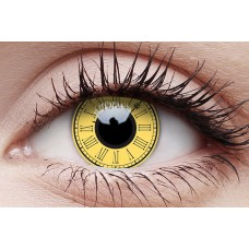 Time Keeper - Crazy Lens non-prescription (2 pack)