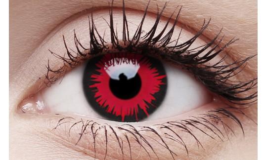 Vampire - Crazy Lens non-prescription (2 pack)