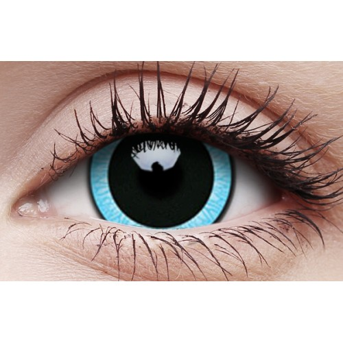 Image of Crazy Mini Sclera Lens non-prescription (2 pack) - 10 designs