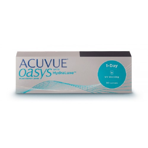 Image of ACUVUE?? OASYS 1-Day with HydraLuxe technology (30 Pack)