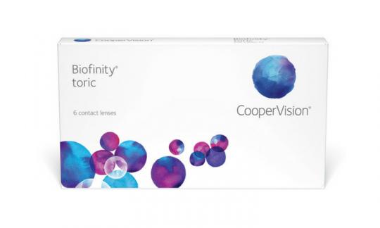 Biofinity Toric (3 pack)