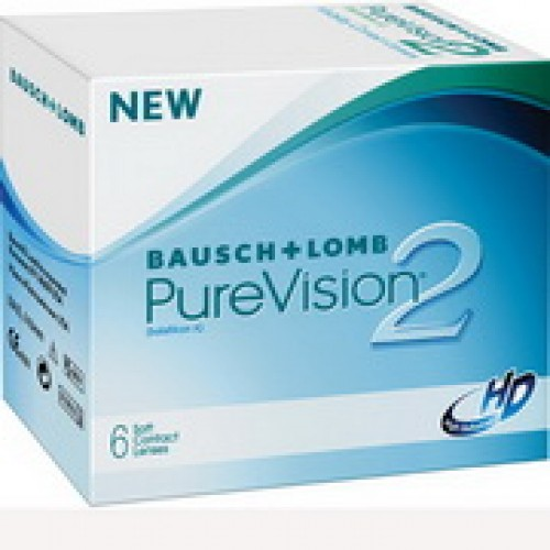 Image of PureVision 2 HD (6 pack)