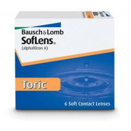 Image of SofLens 66 Toric for Astigmatism (6 pack)