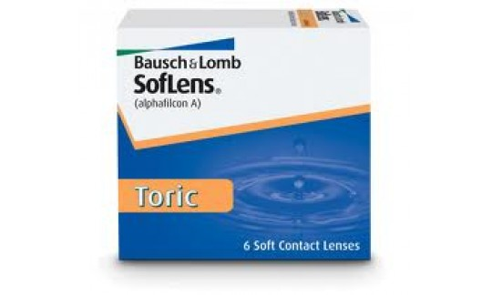 SofLens 66 Toric for Astigmatism (6 pack)
