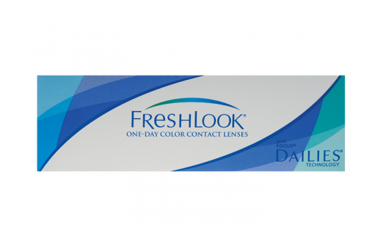 Freshlook One-Day non-prescription (10 pack)