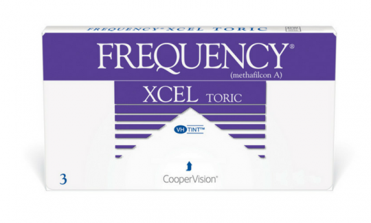 Frequency Xcel Toric XR (3 Pack)