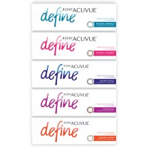 1-Day ACUVUE DEFINE non-prescription (30 Pack)
