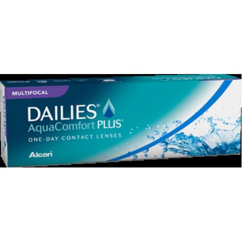 Image of DAILIES AquaComfort Plus Multifocal (30 pack)