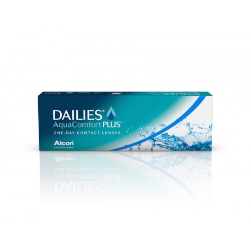 Image of DAILIES AquaComfort Plus (30 pack)