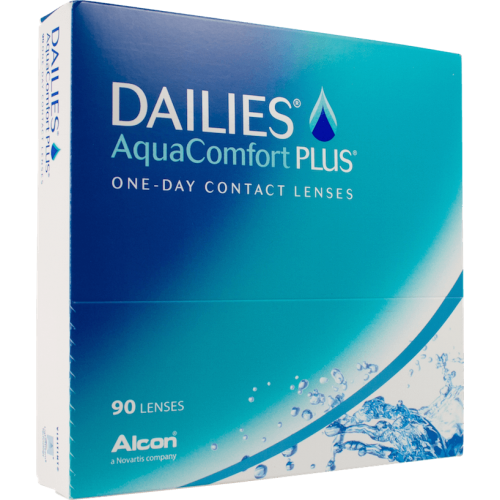 Image of DAILIES AquaComfort Plus (90 pack)