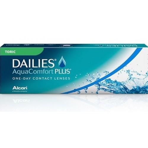 Image of DAILIES AquaComfort Plus Toric (30 pack)