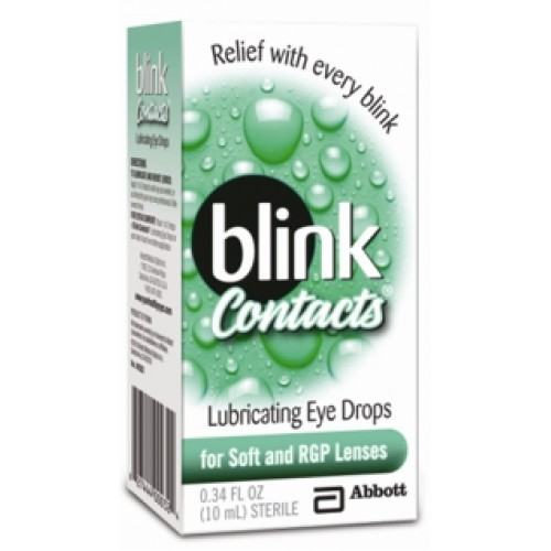 Image of AMO Blink Contacts Lubricating Eye Drops