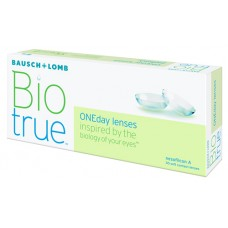 Biotrue ONEday Daily Disposable (30 pack)
