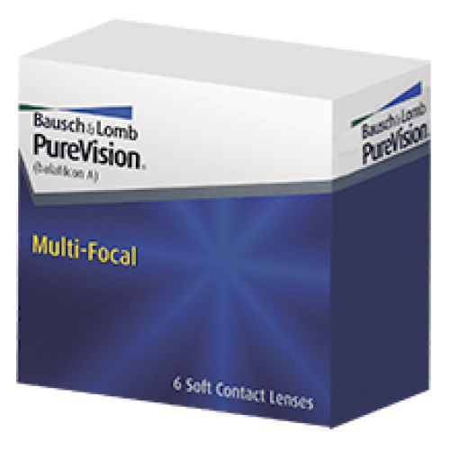 Image of PureVision Multifocal (6 pack)