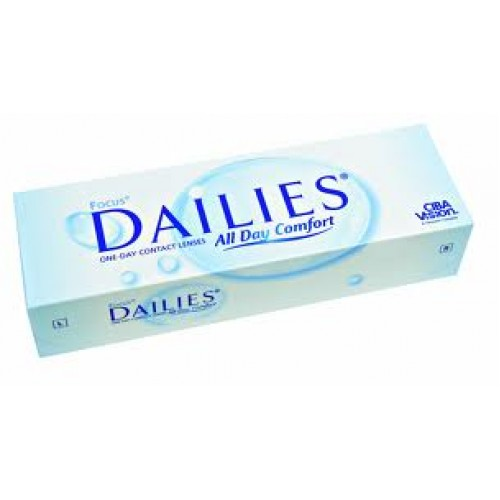 Image of Focus DAILIES All Day Comfort (30 pack)