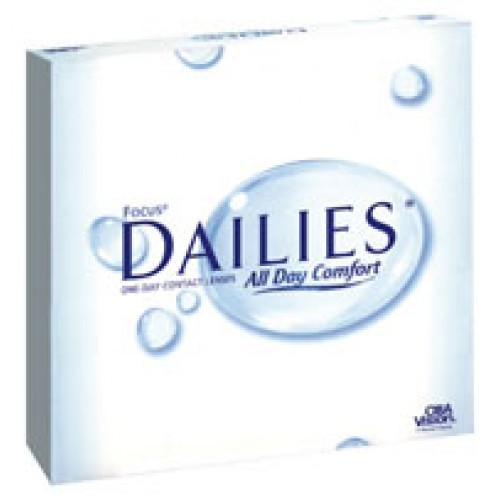 Image of Focus DAILIES All Day Comfort (90 pack)