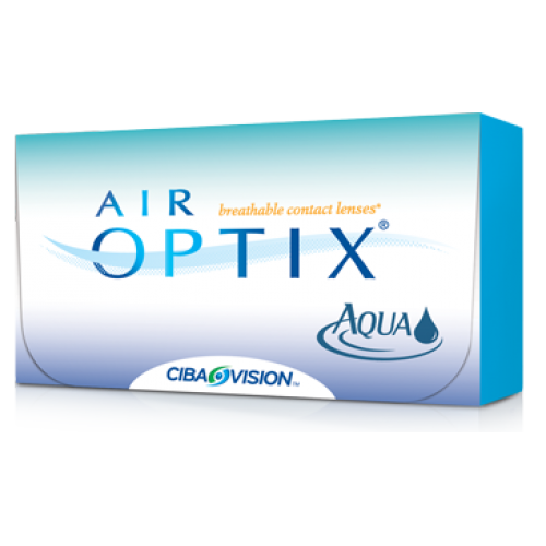 Image of AIR OPTIX Aqua (3 pack)