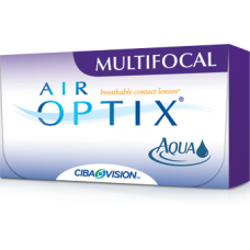 AIR OPTIX Aqua Multifocal (3 pack)