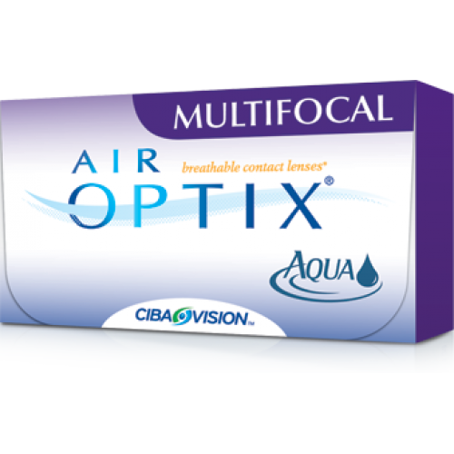 Image of AIR OPTIX Aqua Multifocal (3 pack)