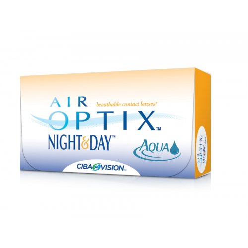 Image of AIR OPTIX NIGHT & DAY AQUA (6 pack)