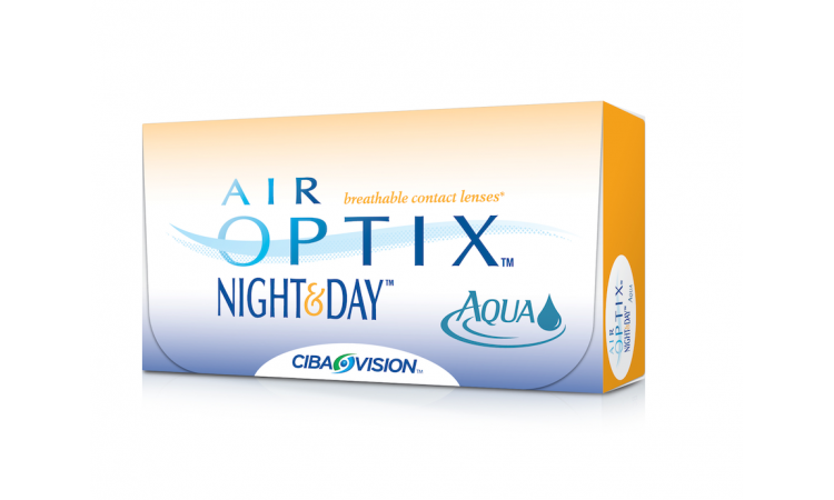 Air Optix Night   Day Aqua (6 pack)  bf3d5f08975dd
