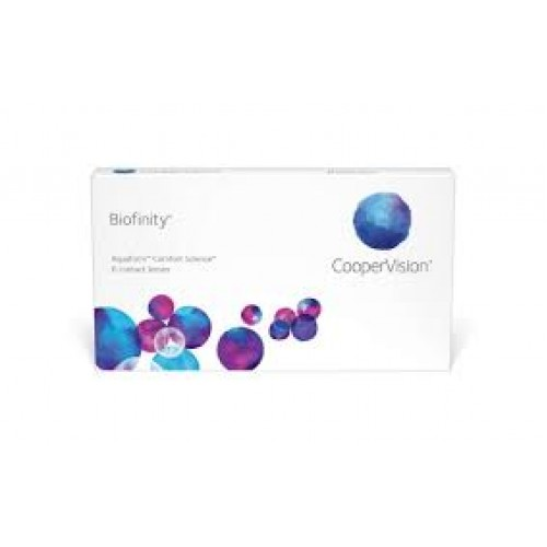 Image of Biofinity (3 Pack)