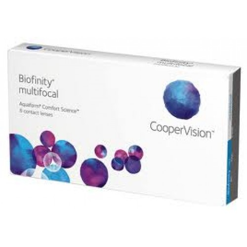 Image of Biofinity Multifocal (6 pack)