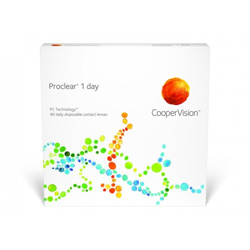 Image of Proclear 1 Day (90 Pack)