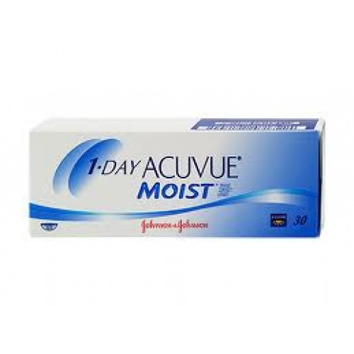 Image of 1-Day ACUVUE Moist (30 Pack)