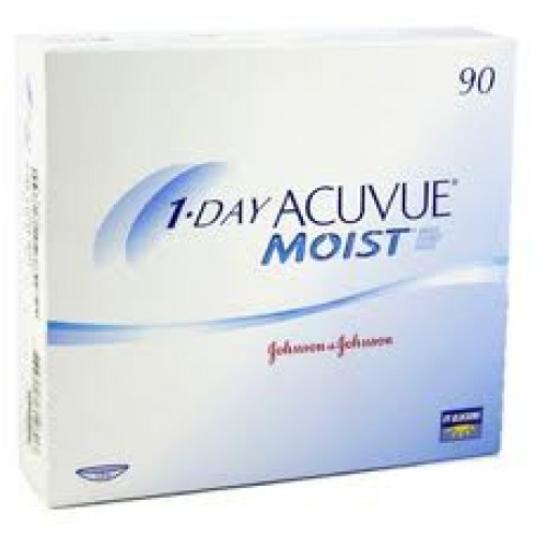 Image of 1-Day ACUVUE Moist (90 Pack)