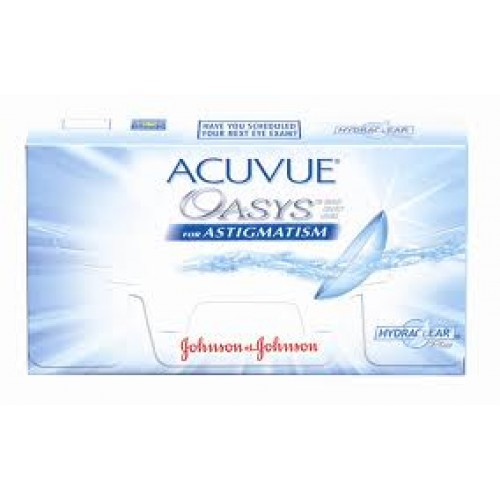 Image of ACUVUE OASYS for Astigmatism (6 Pack)