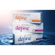 1-Day ACUVUE DEFINE non-prescription (30 Pack)