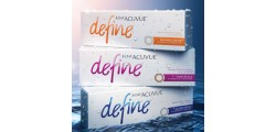 NEW ACUVUE 1-Day Define - new style and now with LACREON